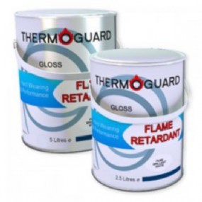 Thermoguard Flame Retardant Gloss | www.paints4trade.com